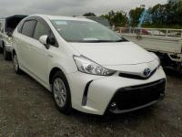 Used Toyota PRIUS ALPHA