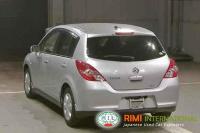 Nissan TIDA 2011