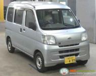 Daihatsu HIJET VAN 2013